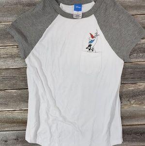 Disney Olaf Women`s shirt